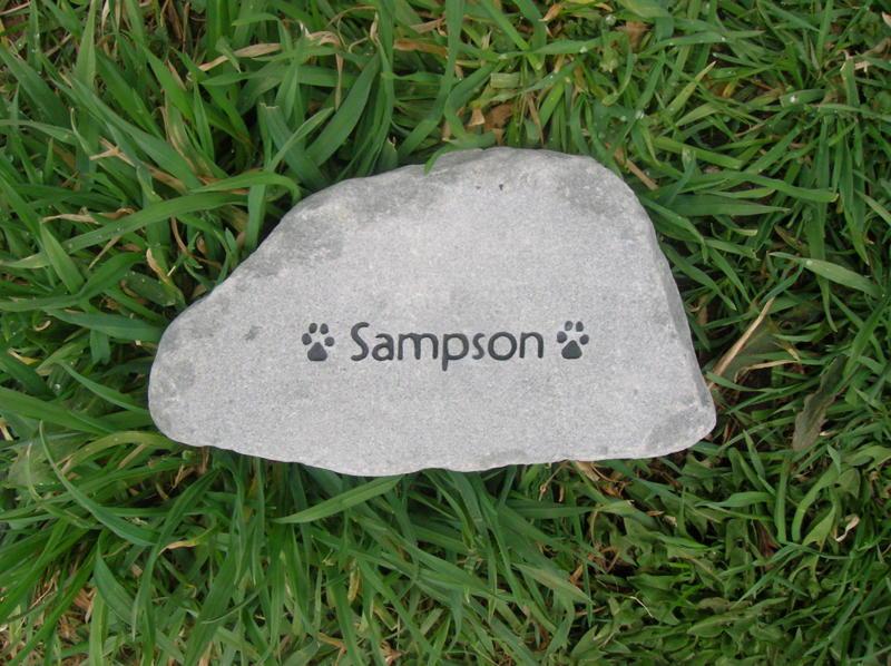 Cat Memorial Garden Stones Cat memorial stones adirondack stone works pet memorials mini stone 28 free shipping workwithnaturefo