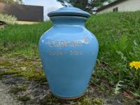 Large Personalized Pet Urn
